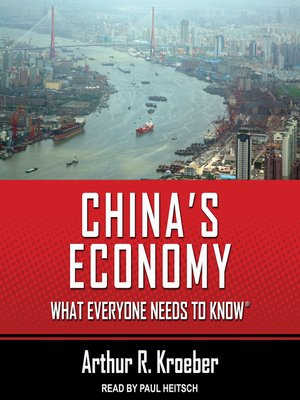 cover image of China's Economy