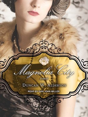 cover image of Magnolia City