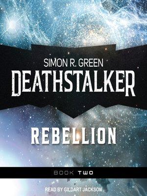 cover image of Deathstalker Rebellion