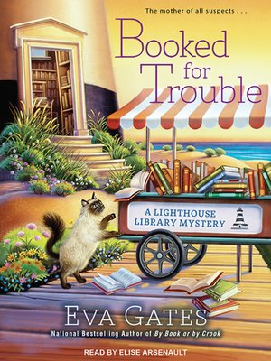cover image of Booked for Trouble