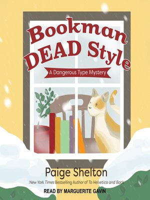 cover image of Bookman Dead Style