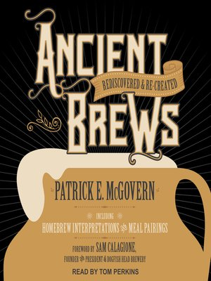 cover image of Ancient Brews