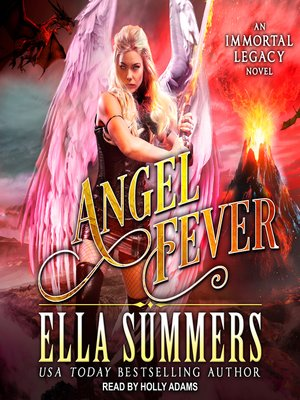 cover image of Angel Fever