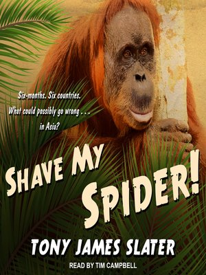 cover image of Shave My Spider!
