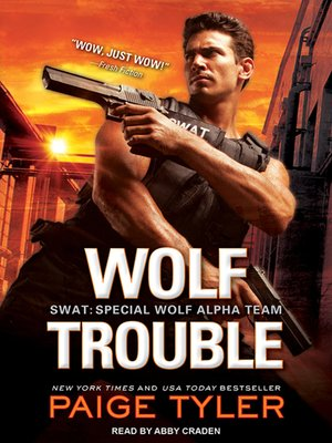 cover image of Wolf Trouble