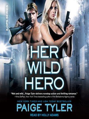 cover image of Her Wild Hero