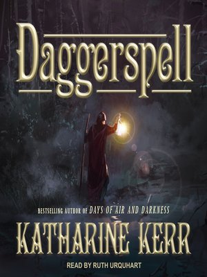 cover image of Daggerspell