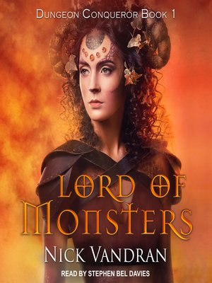 cover image of Lord of Monsters