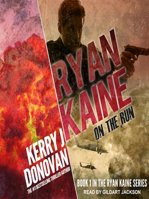 cover image of Ryan Kaine--On the Run