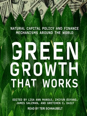 cover image of Green Growth That Works