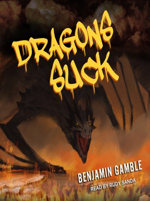 cover image of Dragons Suck