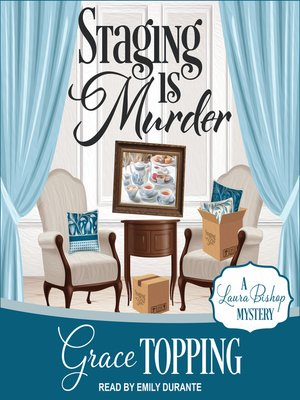 cover image of Staging is Murder