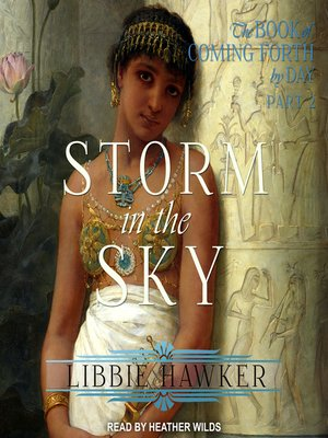 cover image of Storm in the Sky