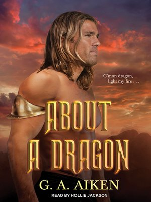 cover image of About a Dragon