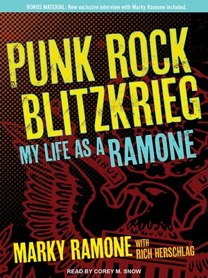 cover image of Punk Rock Blitzkrieg