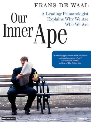 cover image of Our Inner Ape