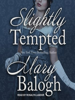 cover image of Slightly Tempted