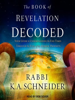 cover image of The Book of Revelation Decoded