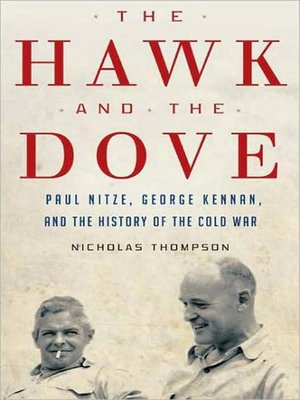 cover image of The Hawk and the Dove