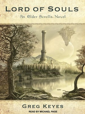 cover image of Lord of Souls--An Elder Scrolls Novel
