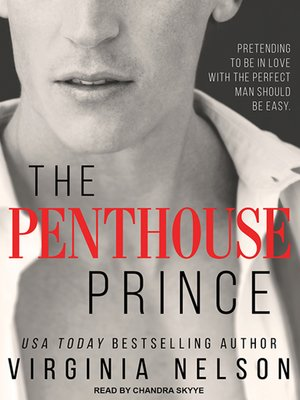 cover image of The Penthouse Prince