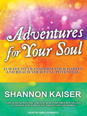 cover image of Adventures for Your Soul