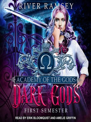 cover image of Dark Gods--First Semester