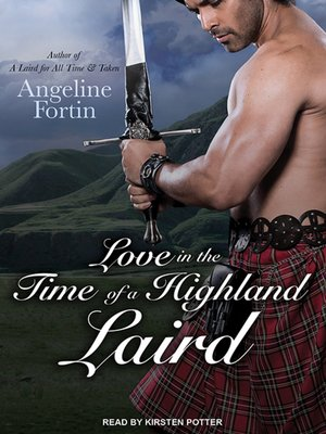 cover image of Love in the Time of a Highland Laird