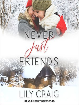 cover image of Never Just Friends