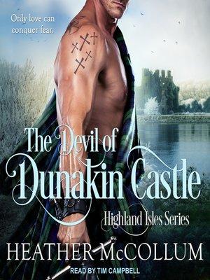 cover image of The Devil of Dunakin Castle