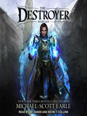 cover image of The Destroyer Book 3