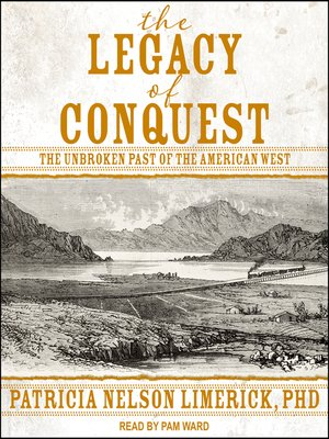 cover image of The Legacy of Conquest