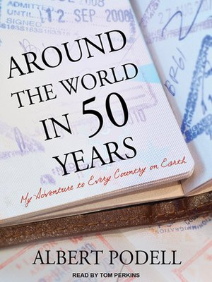 cover image of Around the World in 50 Years