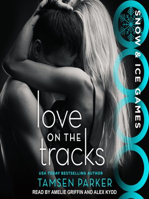 cover image of Love on the Tracks