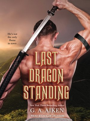cover image of Last Dragon Standing