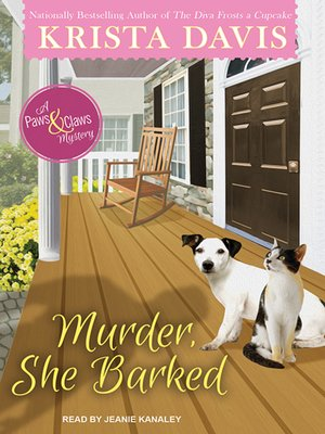 cover image of Murder, She Barked