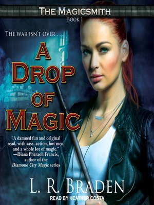 cover image of A Drop of Magic
