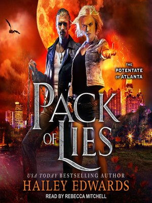 cover image of Pack of Lies