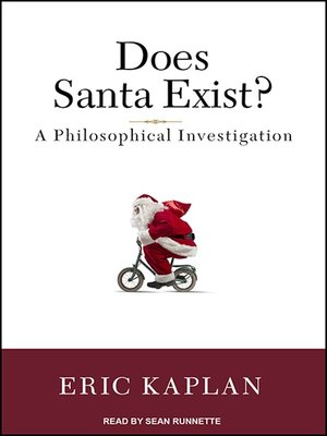 cover image of Does Santa Exist?