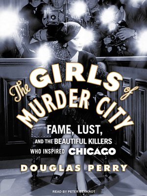 cover image of The Girls of Murder City