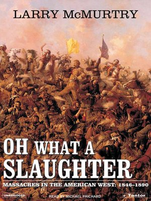 cover image of Oh What a Slaughter