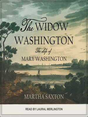 cover image of The Widow Washington