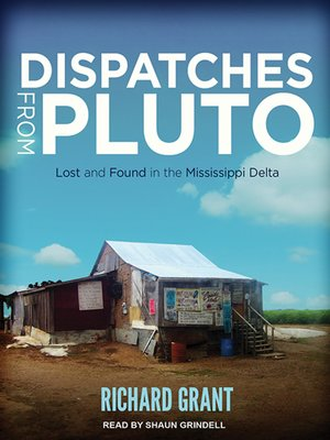 cover image of Dispatches from Pluto