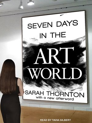cover image of Seven Days in the Art World