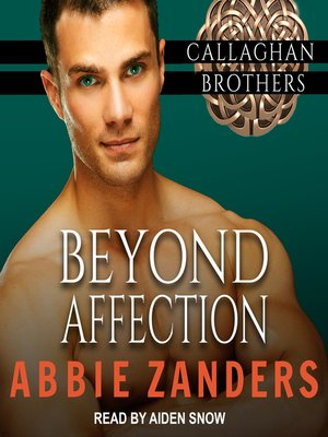cover image of Beyond Affection
