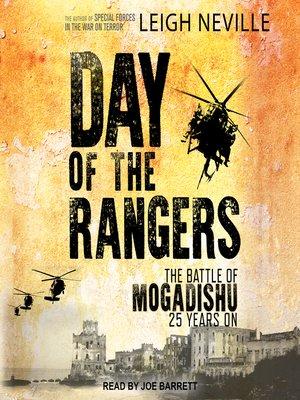 cover image of Day of the Rangers