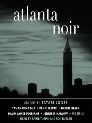 cover image of Atlanta Noir