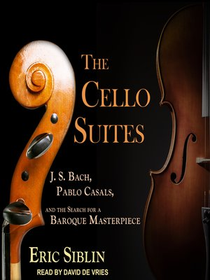 cover image of The Cello Suites