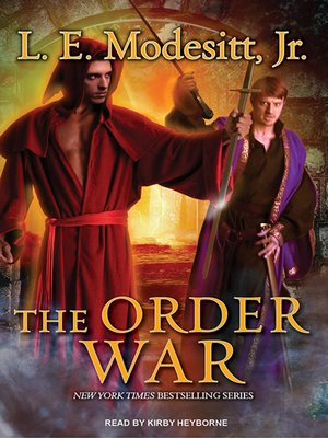 cover image of The Order War
