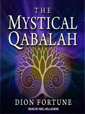 cover image of The Mystical Qabalah